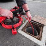 Inspection vidéo des canalisations par caméra d'inspection de tube
