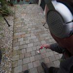Recherche de fuite d'eau par détecteur acoustique